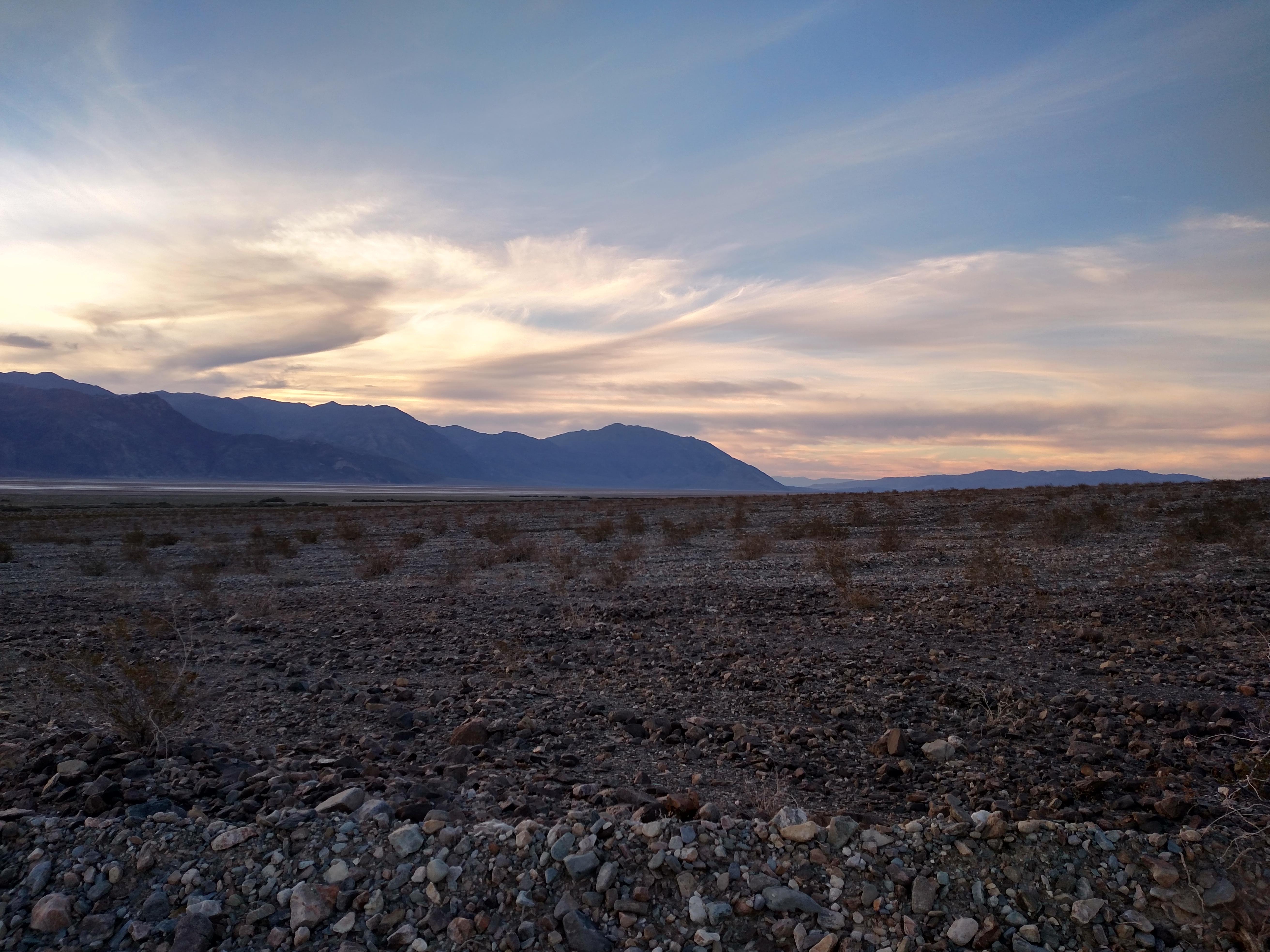 More Playa Views, Hitchhiking and Cowboys